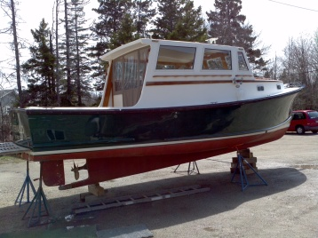 Ellis 28 Extended Top Cruiser