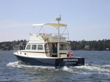Ellis 36 Flybridge Cruiser
