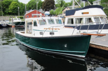 Ellis-Lubec 28 Lobsteryacht