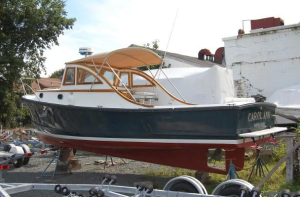 Ellis 28 Express Cruiser, recent photos...