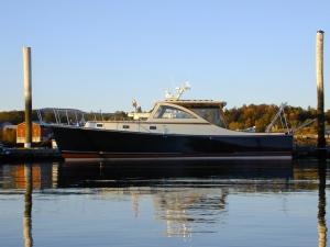 2002 Ellis 36 Express Cruiser