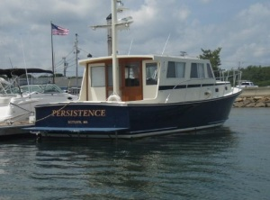 2000 Ellis 36 Extended Top Cruiser
