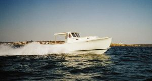 1998 Ellis 36 Lobster/Tuna Boat