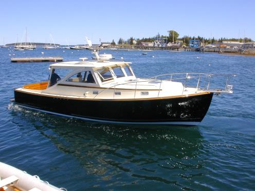 Ellis 36 Express Cruiser for Sale