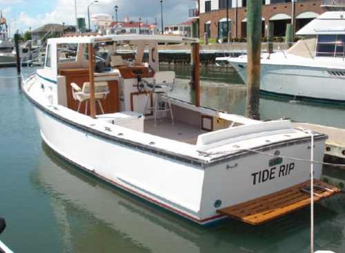 Ellis 28 Lobsteryacht For Sale