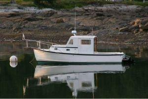1993 Ellis 24 Lobster Yacht
