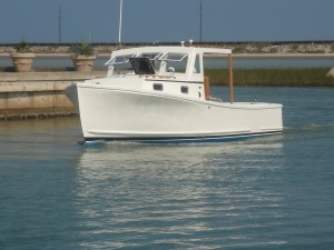 2007 Ellis 28 Lobsteryacht