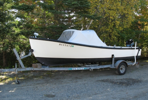 Open Fisherman Ellis 20 For Sale