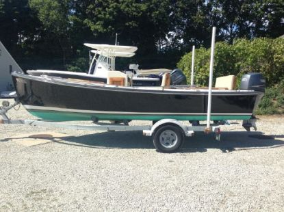 2006 Ellis 20 Open Fisherman