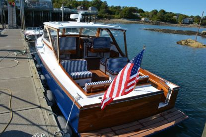 NEW Ellis 36 Express Cruiser