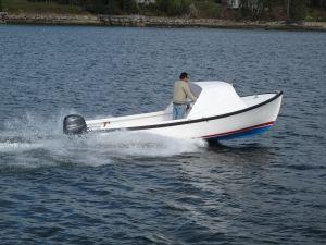 2015 Ellis 20 Open Fisherman (New Model)