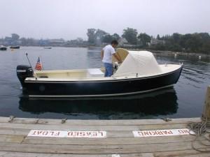 2006 Ellis 20 Open Fisherman