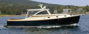 2003 Ellis 36 Express Cruiser