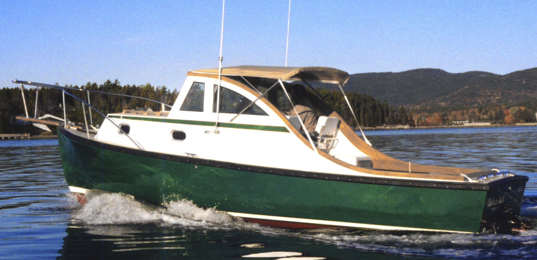 Ellis Boat For Sale: Ellis 24 Express Cruiser
