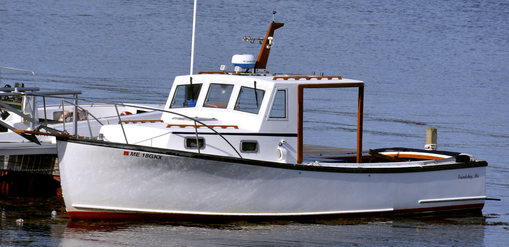 Ellis Boat for Sale: Ellis 28 Lobsteryacht ('89)