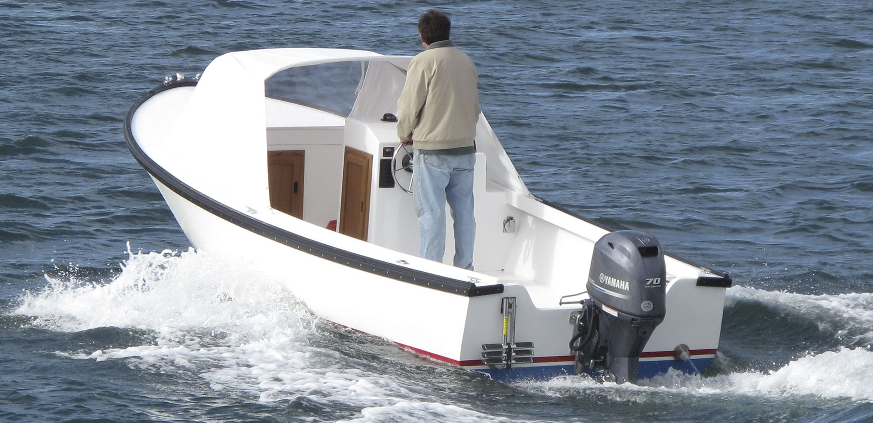 Ellis Boat For Sale: NEW Ellis 20 Open Fisherman