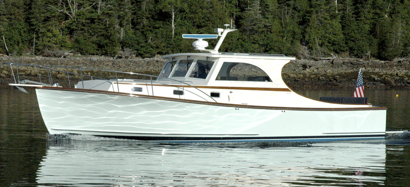 Ellis Boat For Sale: Ellis 36 Express Cruiser ('01)
