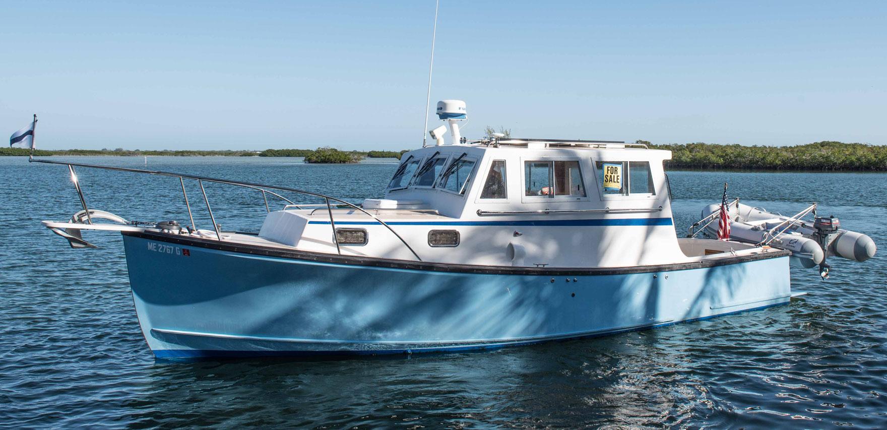 Ellis Boat For Sale: Ellis 28 Extended Top Cruiser