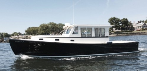 Ellis 36 Lobster Yacht $249,000